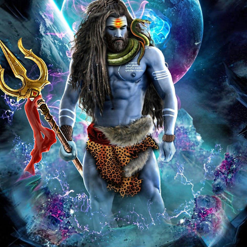 Mahakali Devotee