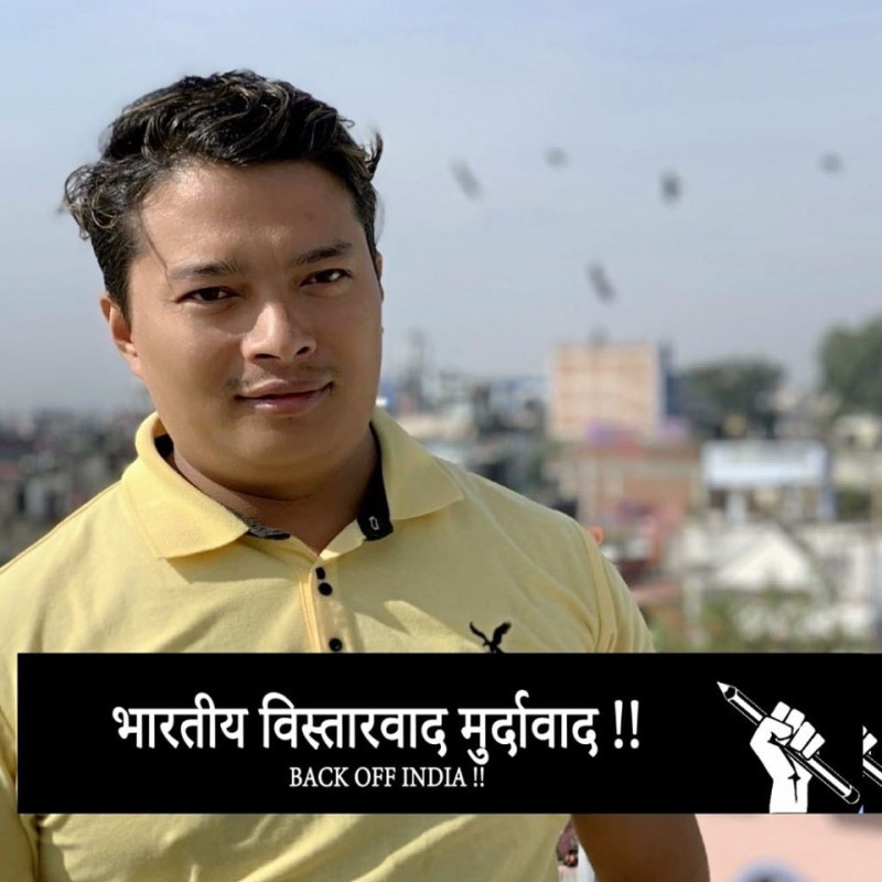 Love Shrestha