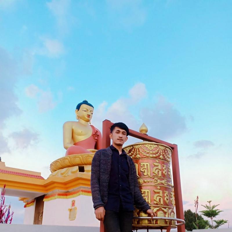 KRish Shrestha