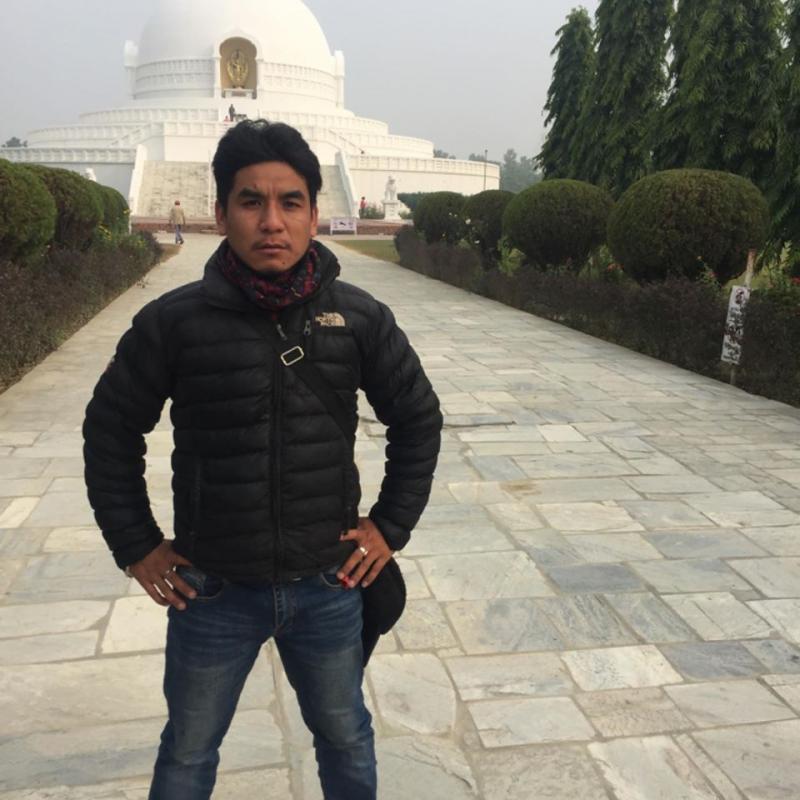 Shiva Ale Magar