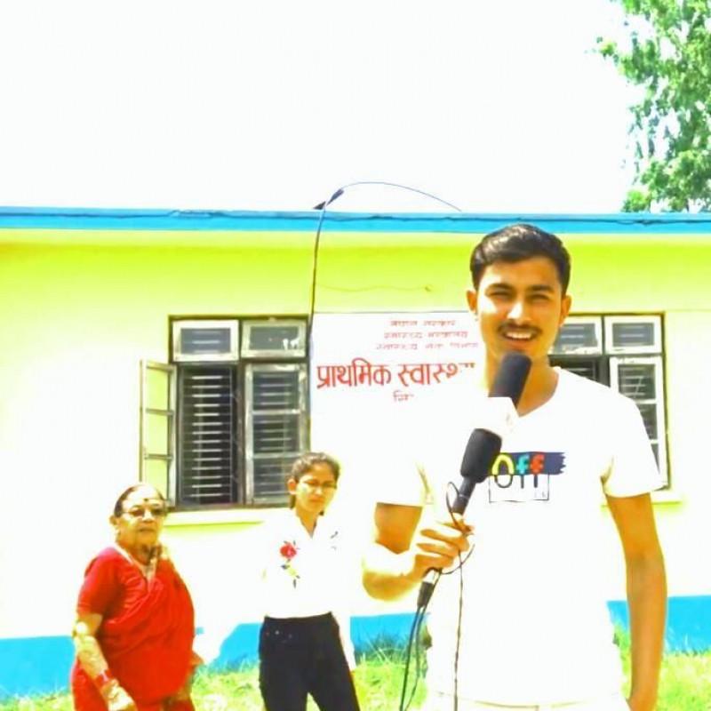 Bikalpa Chaulagain