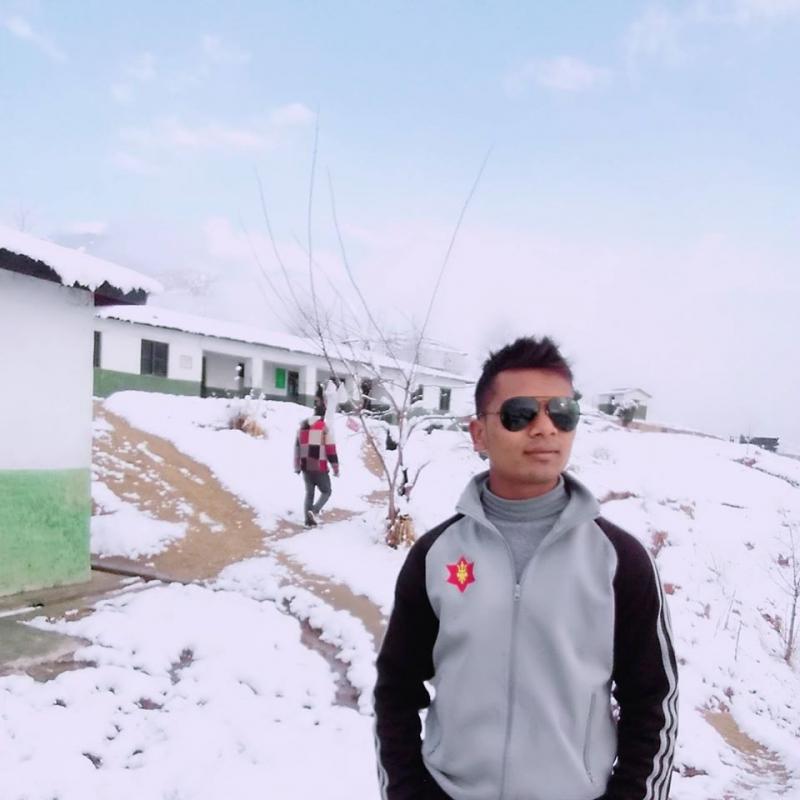 Arbin Chaudhary
