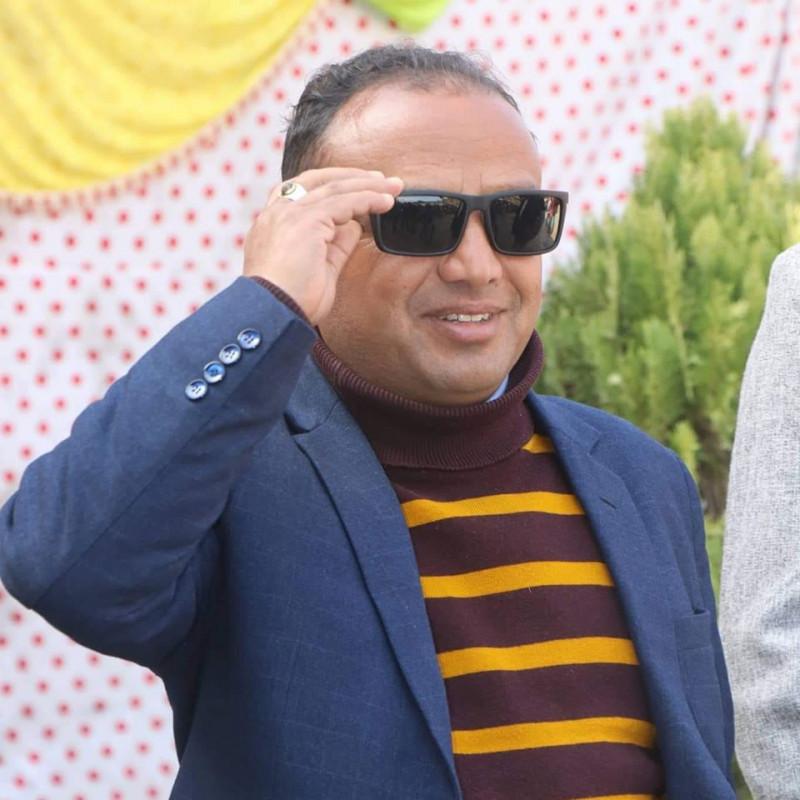 Ganeshman Shrestha