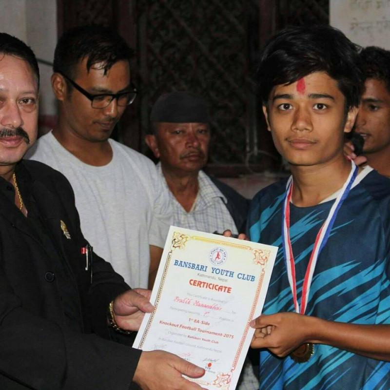 Pratik Manandhar