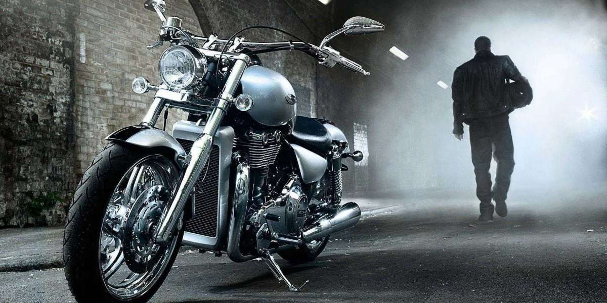 Harley-Davidson motorcycle is more than just transportation.
