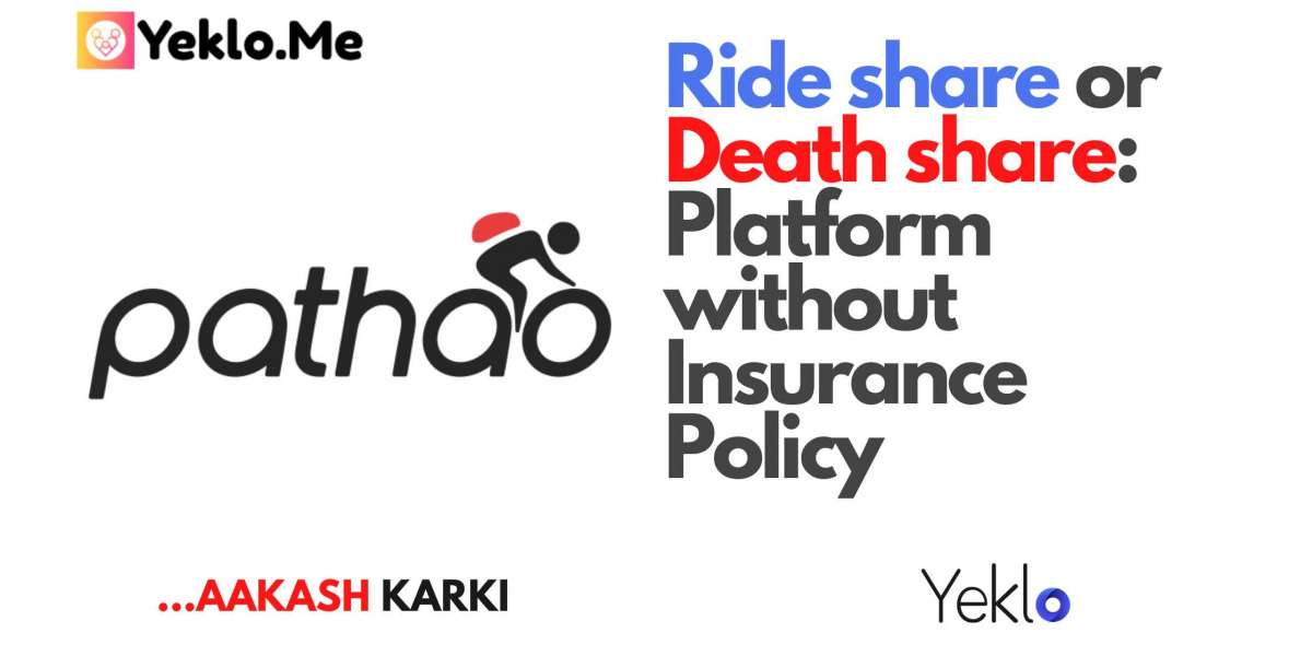 Pathao Nepal Rideshare or DeathShare: Platform without Insurance Policy