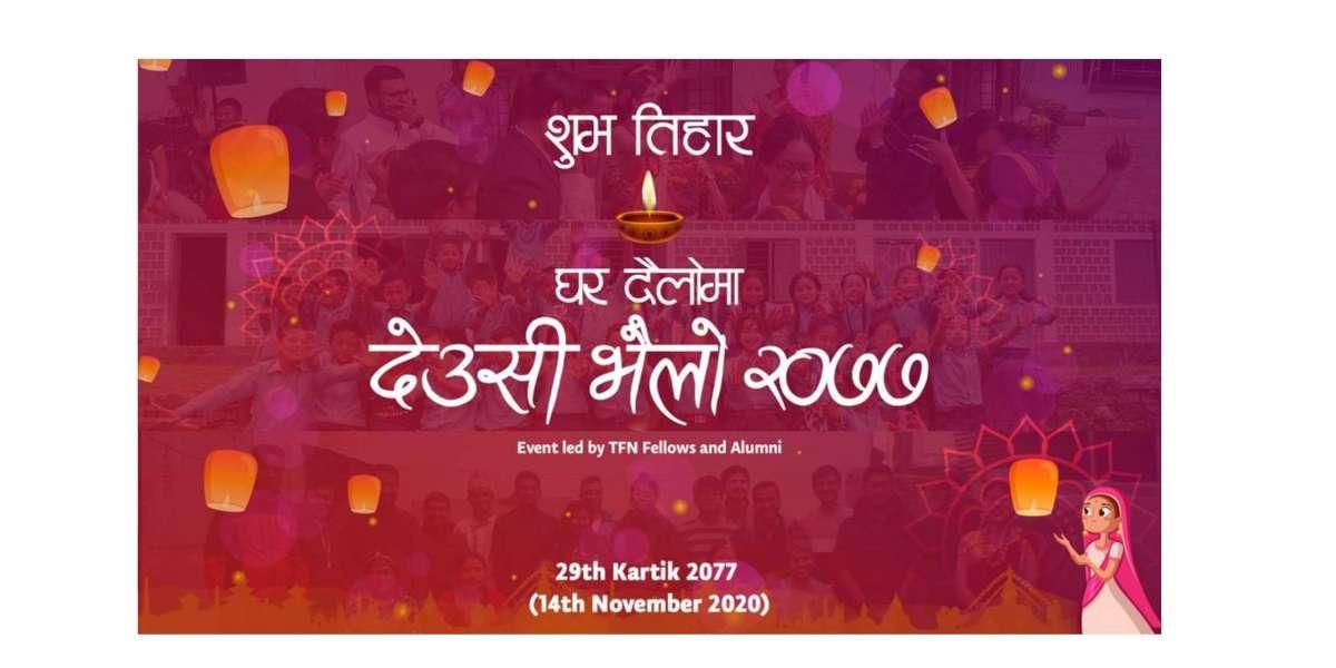Teach for Nepal Fellows and Alumni all set for Annual Fundraising Deusi Bhailo Program