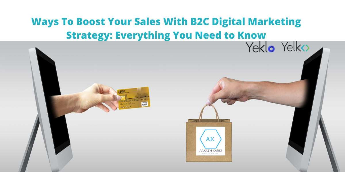 Ways To Boost Your Sales with B2C Digital Marketing Strategy: Everything You Need to know