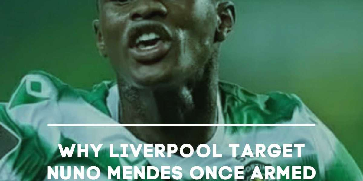 Why Liverpool target Nuno Mendes once armed himself with a knife?