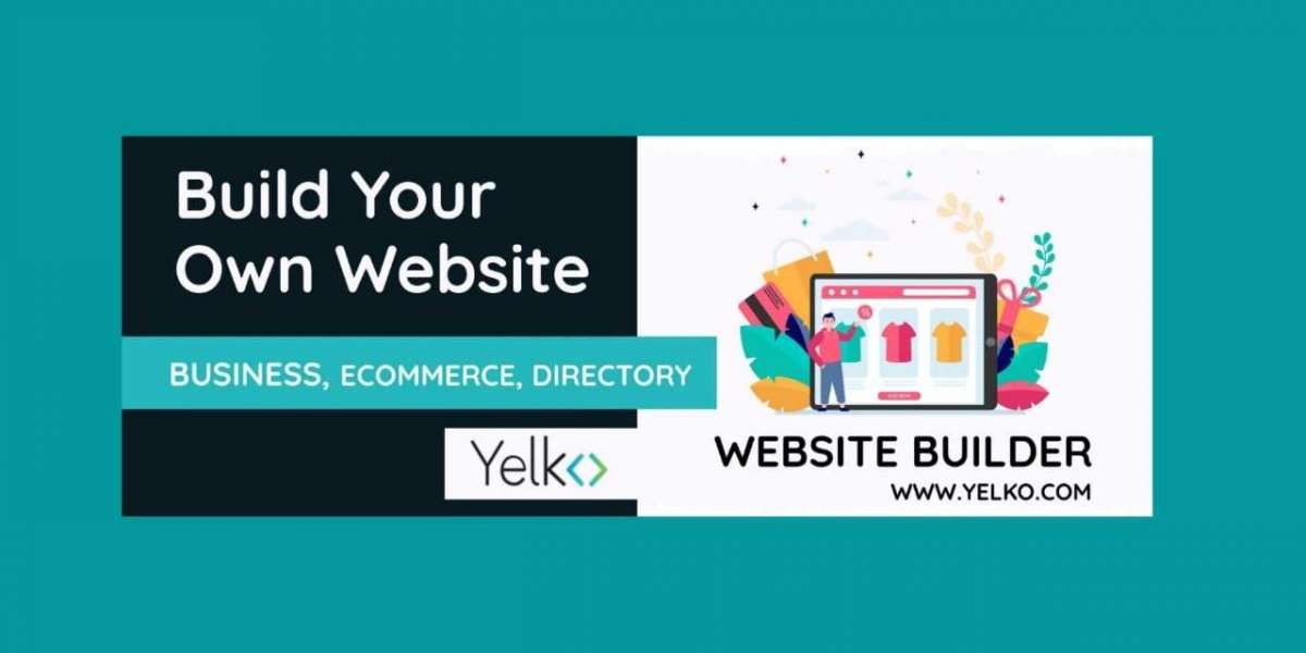 Yelko- A website building platform for those who can't code