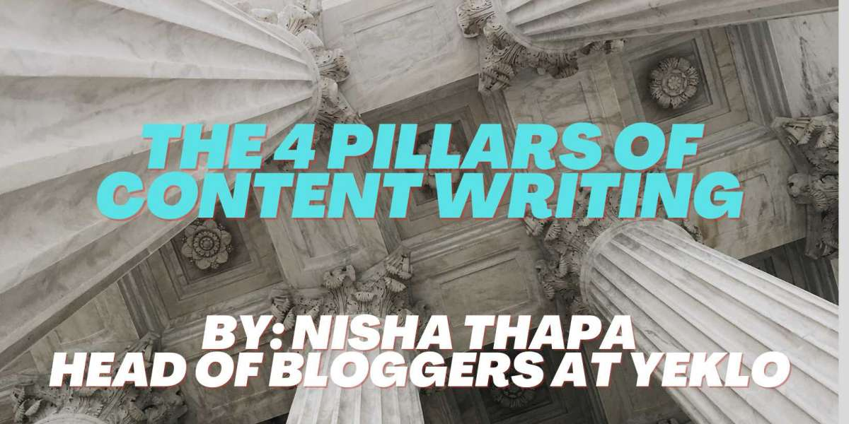 The 4 Pillars of Content Writing
